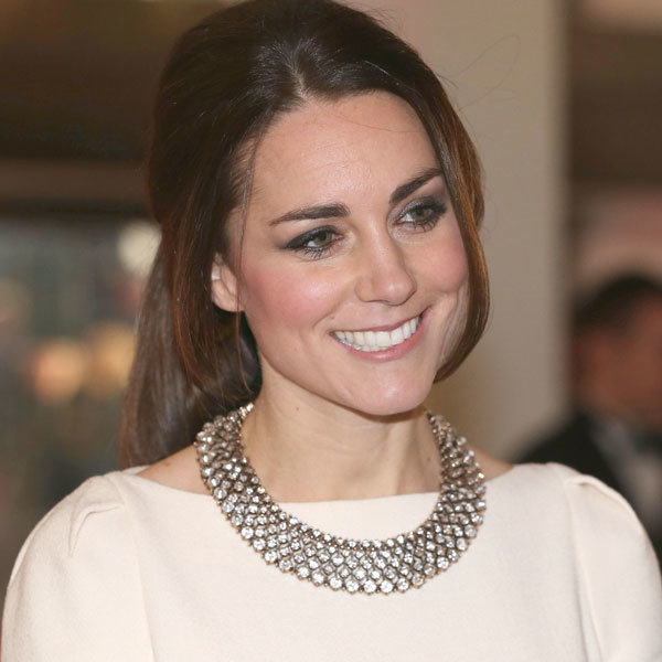 Kate Middleton IS A Fashion Icon, At Least In Donatella Versace's Eyes