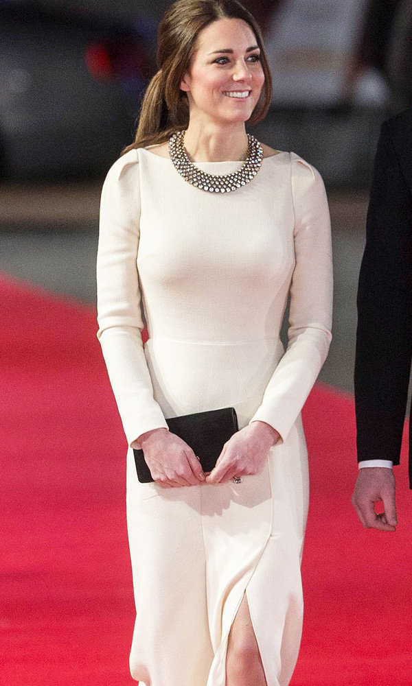 Kate Middleton's First Royal Engagement Of 2014 Will Be A Very Arty Affair