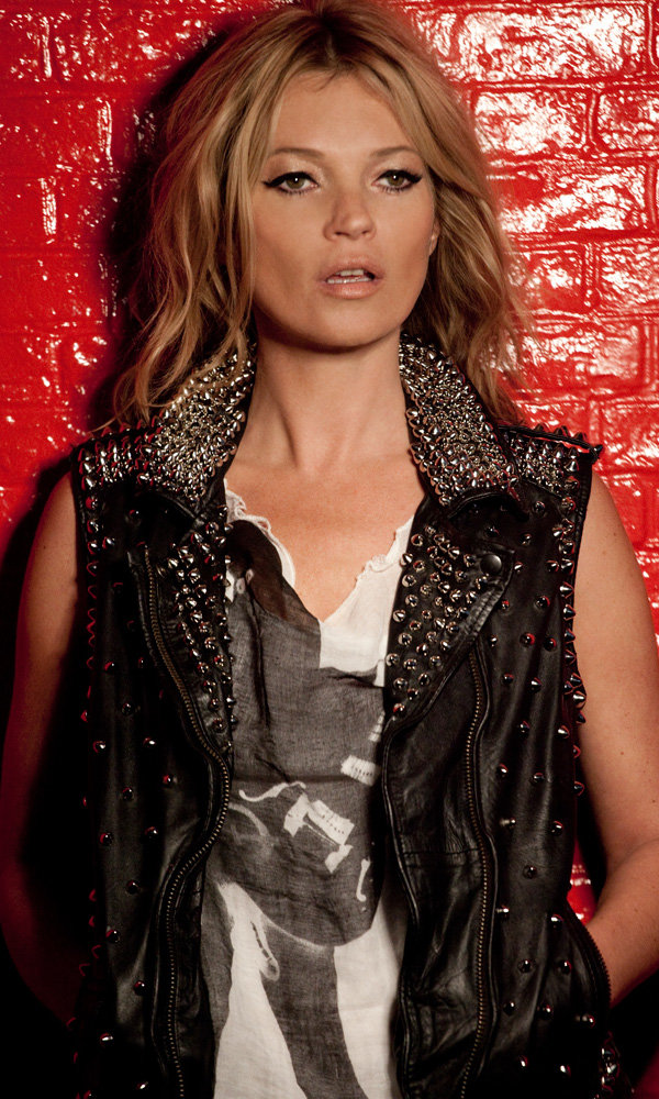 Kate Moss For Rimmel: See The Amazing Behind-The-Scenes Pictures