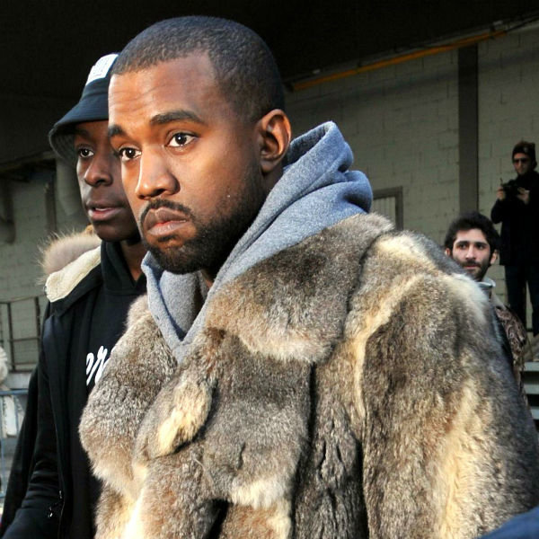 Kanye West FINALLY Wins Over The Fashion Pack In Paris