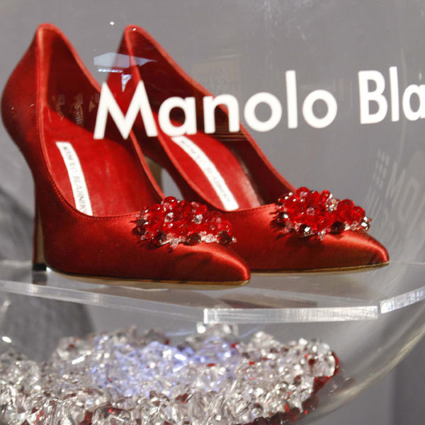Why Manolo Blahnik Has Decided NOT To Exhibit At This Year's London Fashion Week