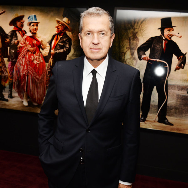 Why Fashion's Favourite Snapper Mario Testino Is About To Go Down In History