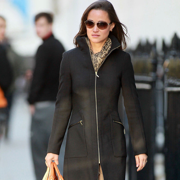 Pippa Middleton's Designer Look Causes A Shopping Frenzy Online
