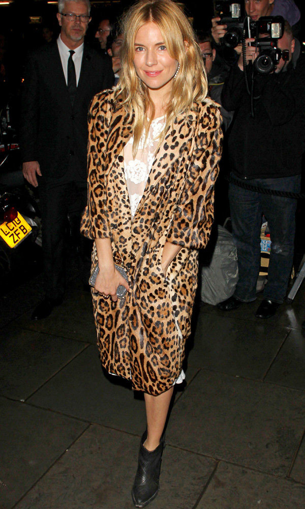 Sienna Miller Admits Her 'Naughty' Behaviour Almost Ruined Her Career