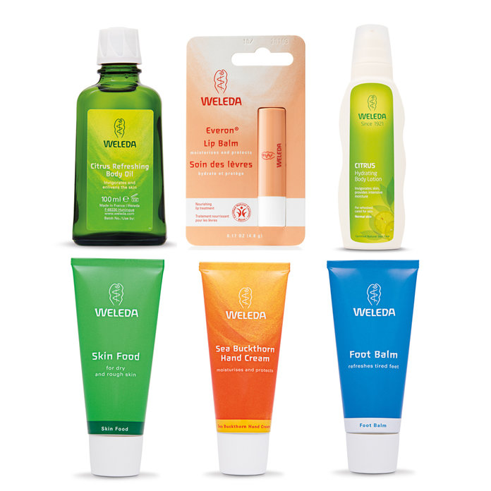 Win An Assortment Of Hero Products From Weleda With InStyle VIP