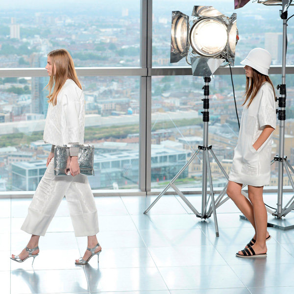London Fashion Week Welcomes Whistles To The Catwalk... Yes, REALLY