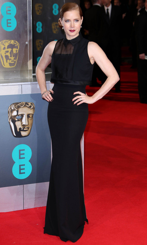 British Designers Rule The Baftas 2014 Red Carpet
