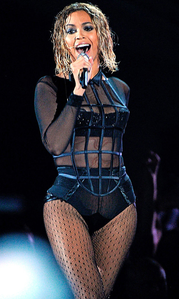 Beyoncé Is Confirmed To Perform At The Brits 2014