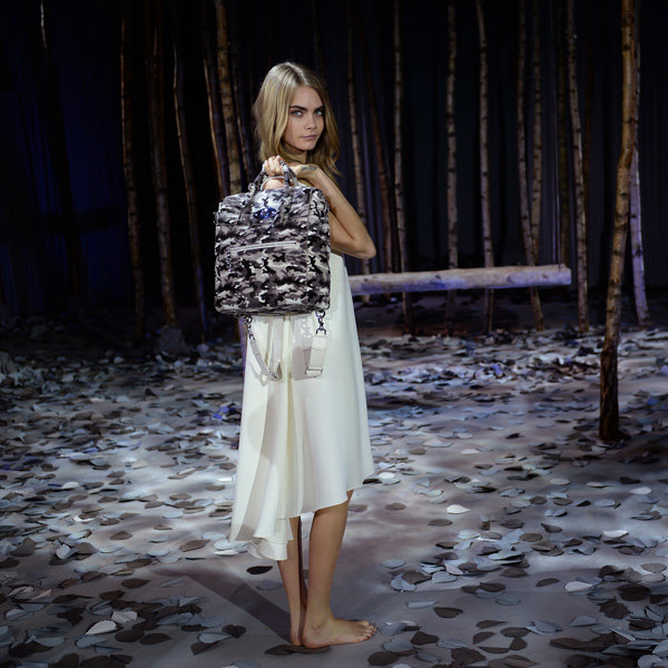 Mulberry And Cara Delevingne Collaborate On A New Bag Collection