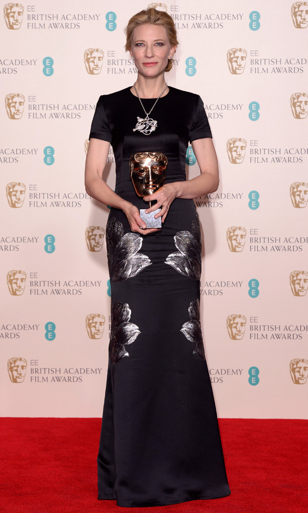The Baftas 2014: The Winners