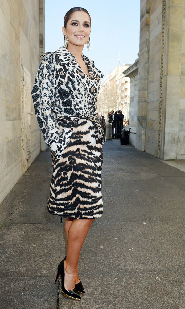 Cheryl Cole Does Italian Glamour, And Everything Else You Missed From MFW This Weekend