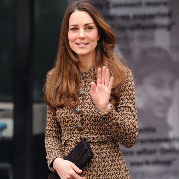 Kate Middleton Takes Prince George On His First Foreign Holiday