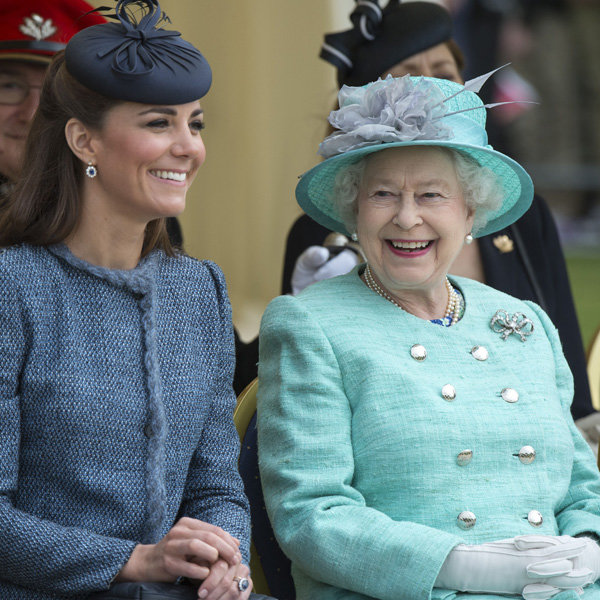 Kate Middleton And The Queen To Host Star-Studded Bash At Buckingham Palace