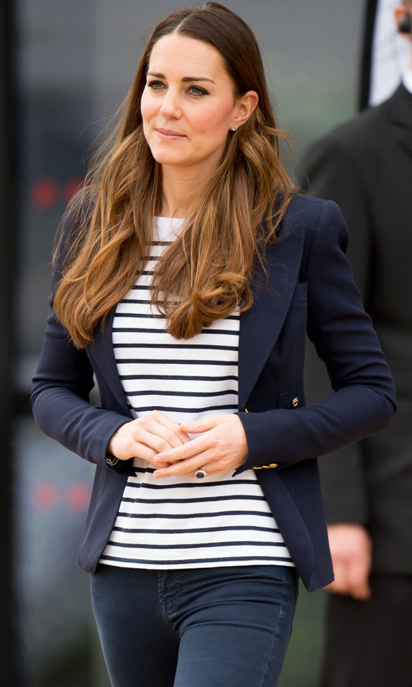 Kate Middleton Writes Of Her Pride For Prince William In A New Book About RAF Wives
