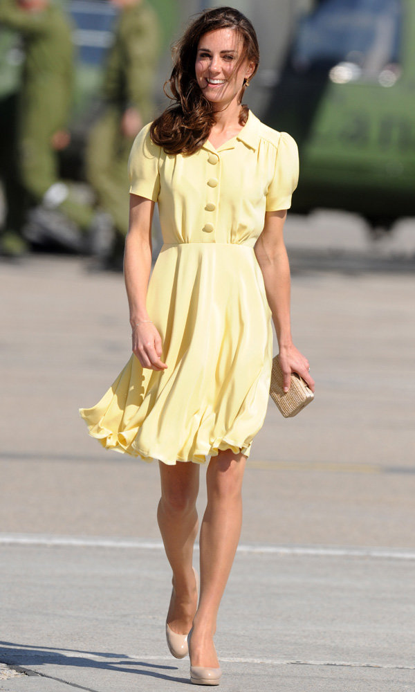 Kate Middleton's Couture Makeover – By Order Of The Queen