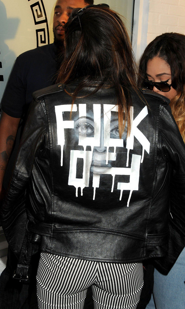 Kylie Jenner Makes A Provocative Fashion Statement In LA
