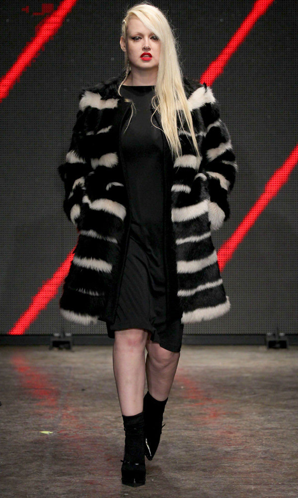 DKNY Swaps Rita Ora And Cara Delevingne For Non-Models On The Catwalk