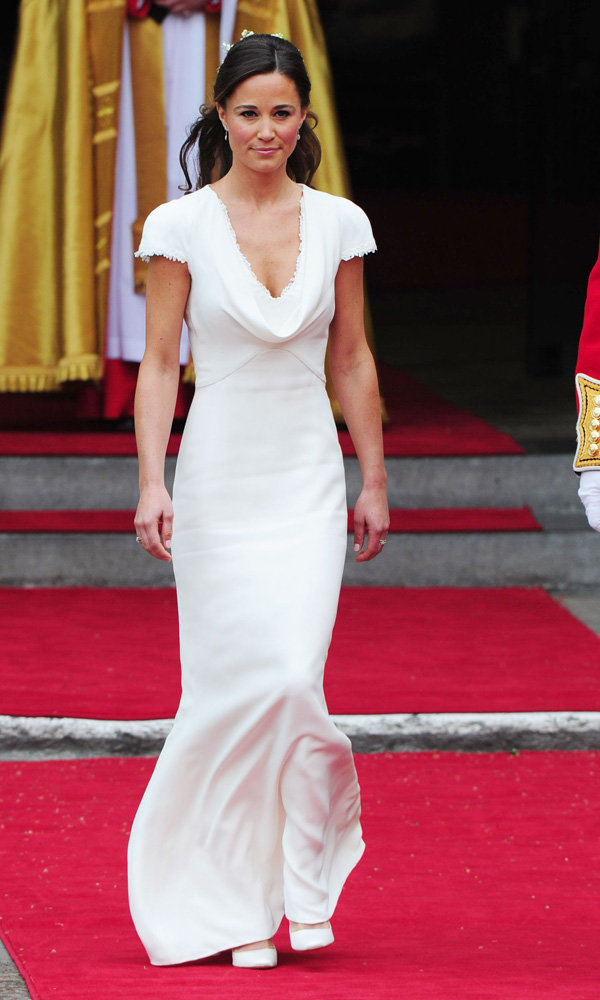 Pippa Middleton Opens Up For The First Time About *That* Bridesmaid Dress