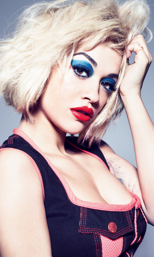 Rita Ora Is High On Colour For Rimmel