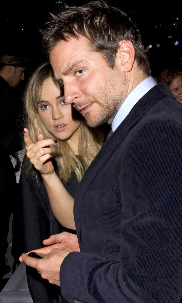 Bradley Cooper And Suki Waterhouse: Why They're The It Couple Of LFW