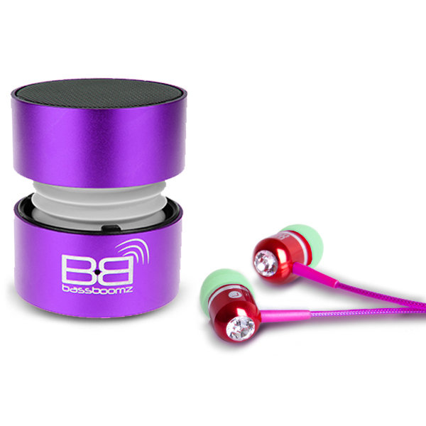 Win A BassBuds Speaker & Headphones Bundle With InStyle VIP!
