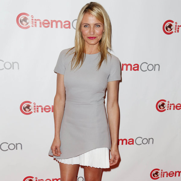 Cameron Diaz Does Victoria Beckham A Very Stylish Favour