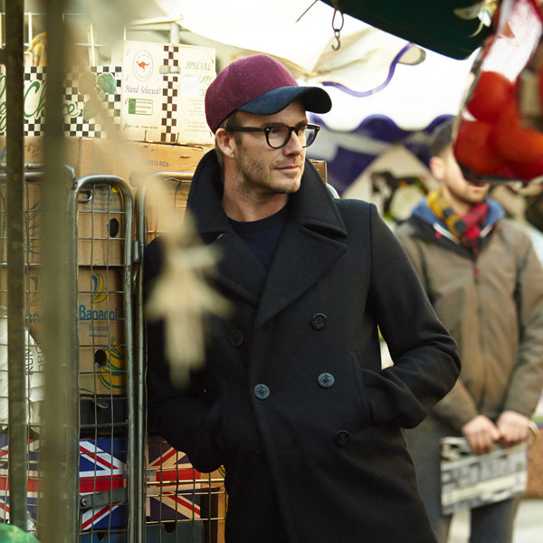 David Beckham Goes Back To His London Roots For Only Fools And Horses