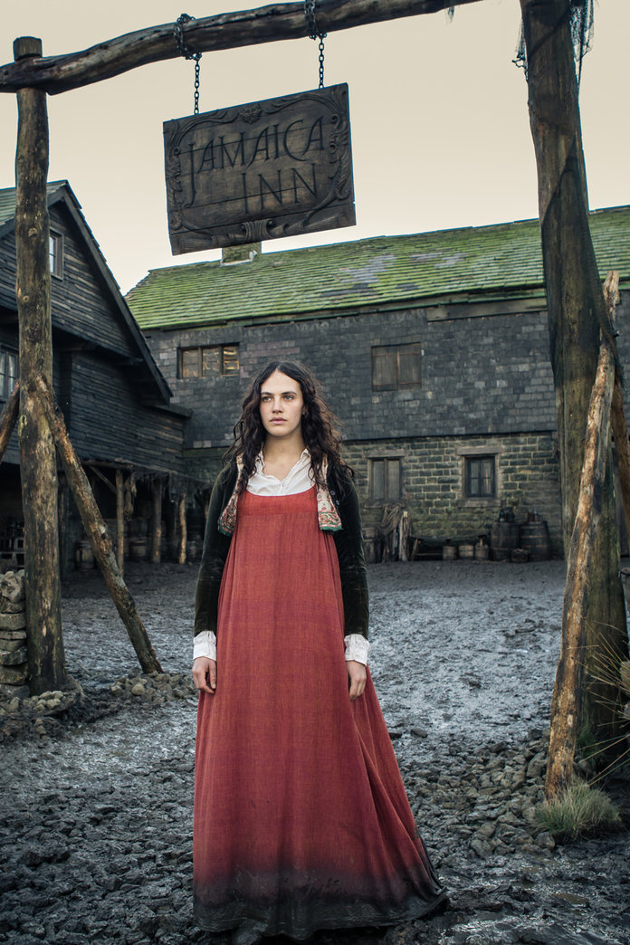 Jessica Brown Findlay Stars In BBC Drama Jamaica Inn: See The Exclusive First Pics