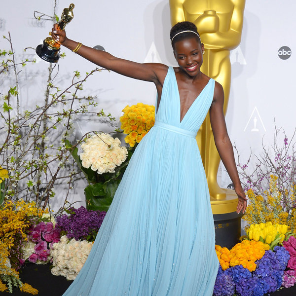 Why Lupita Nyong'o Was The Star Of The Oscars 2014