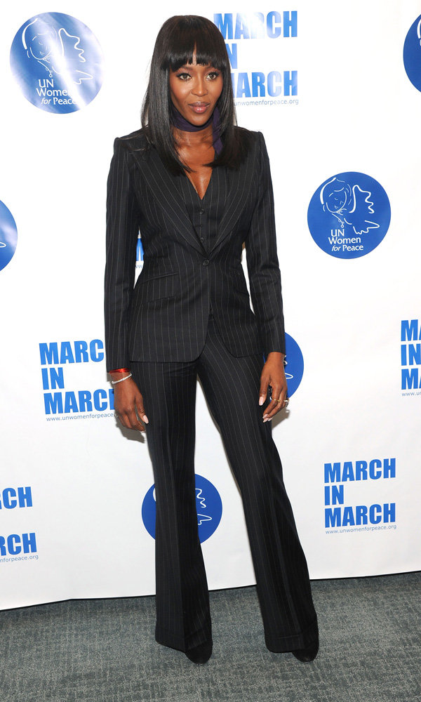 Naomi Campbell Has Plans To Become A Mum
