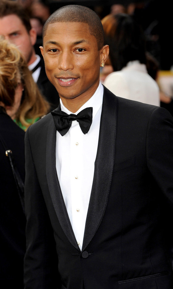 Pharrell Williams Teams Up With Comme Des Garcons On A New Fragrance
