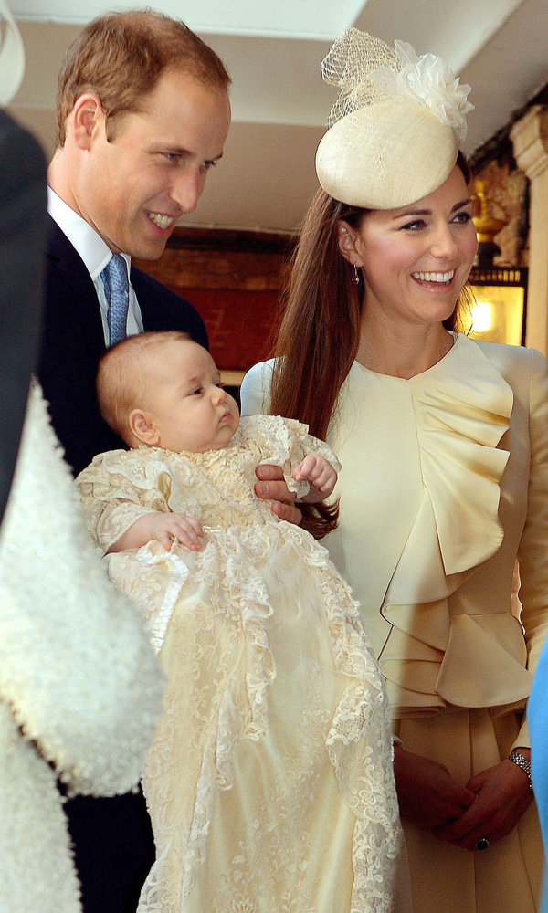 Prince George Is Set To Undertake His First Royal Duties
