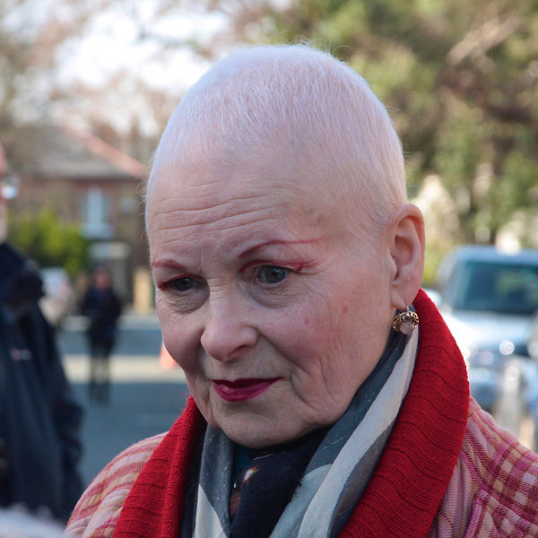 Vivienne Westwood Has Cut Off All Her Hair… And We Love It