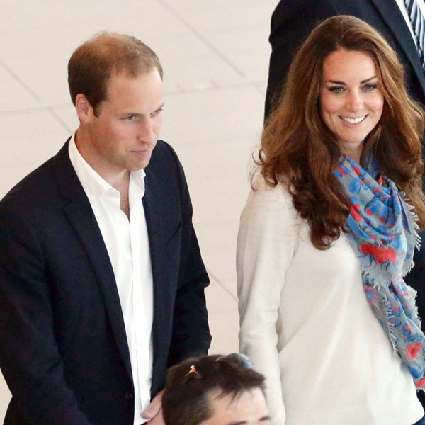 Kate Middleton And Prince William Jet Off To The Maldives