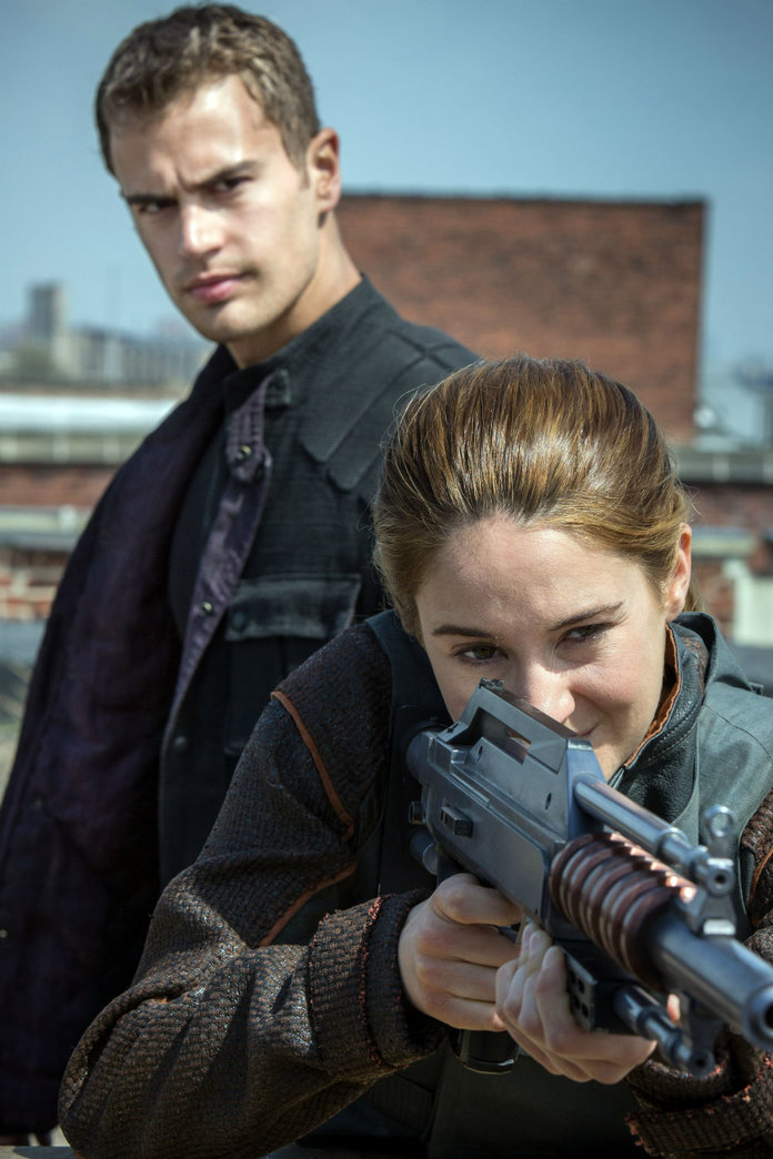 5 Reasons Why Divergent Is The New Hunger Games