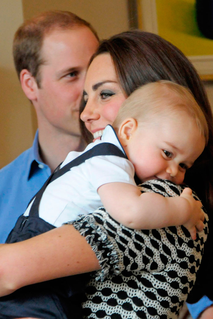 Kate Middleton Reveals Her Favourite Photo Of Prince George