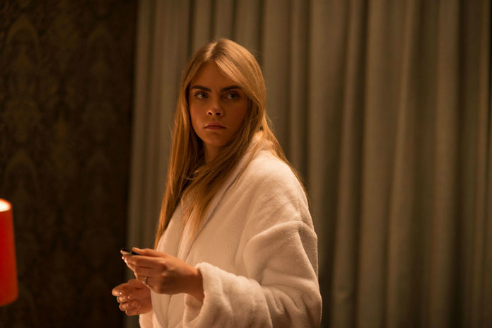 Cara Delevingne's TV Debut: Get A First Look