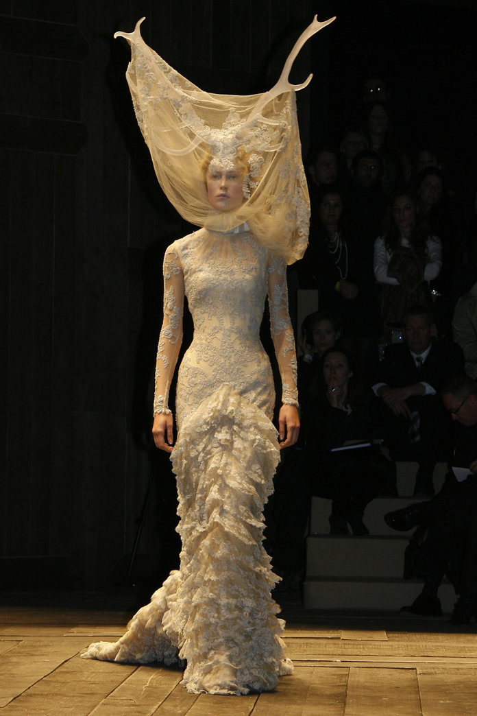 Alexander McQueen's Savage Beauty To Be Shown At The V&A