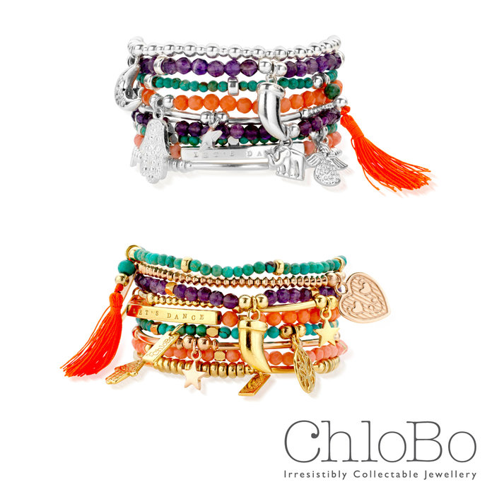 Win A ChloBo Charm Bracelet Worth £300 With #InStyleVIP