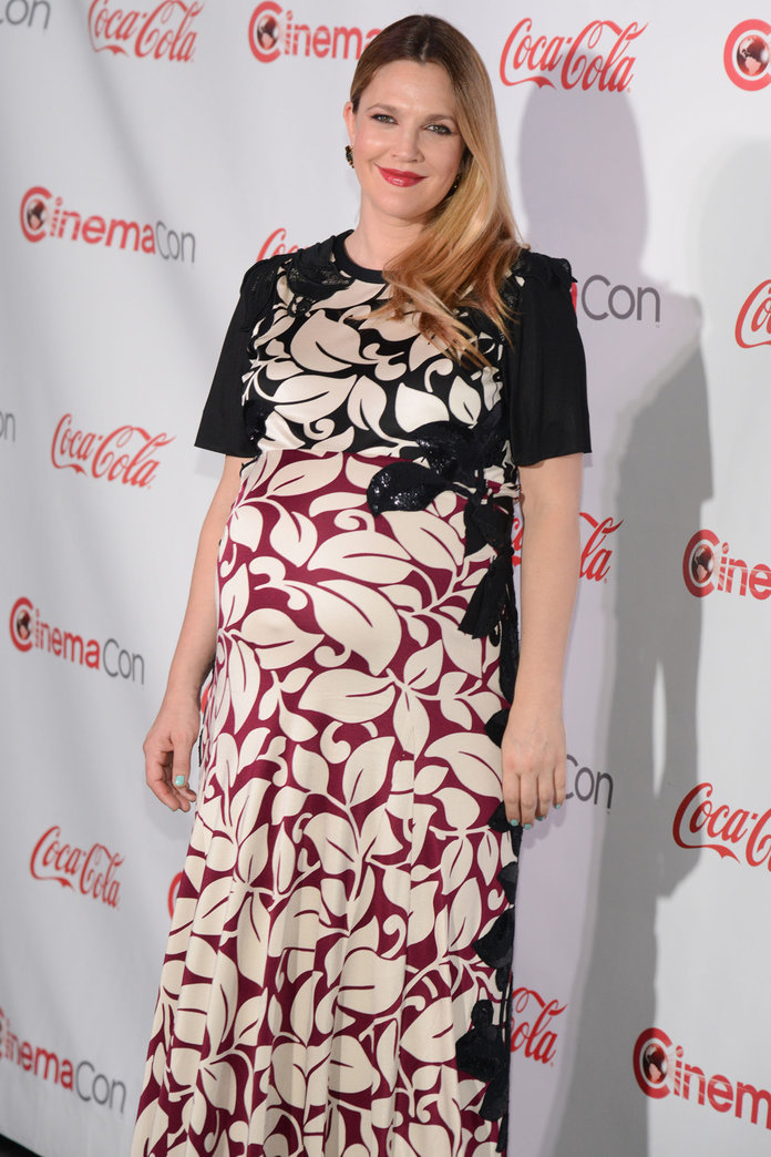 Drew Barrymore Welcomes Her New Baby Girl Into The World – And We're Big Fans Of The Name