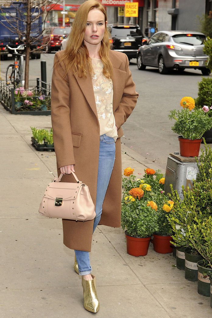 5 Reasons Why This Kate Bosworth Outfit Is Our Ultimate Spring Look