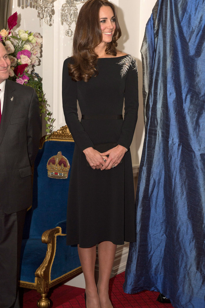 Kate Middleton Is Obeying The Queen's Royal Dressing Rules