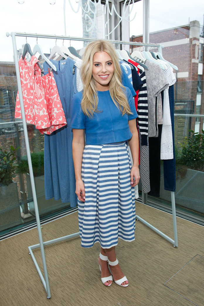 Mollie King Unveils Her Latest Oasis Collection