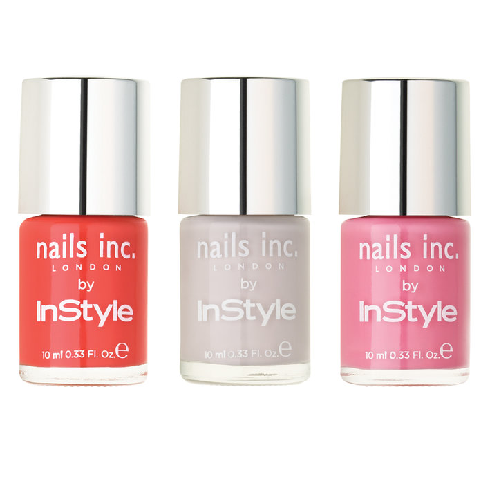 Go Carnival Crazy For Our Nails Inc Brazilian Collection, Free Polishes Worth £11 Each