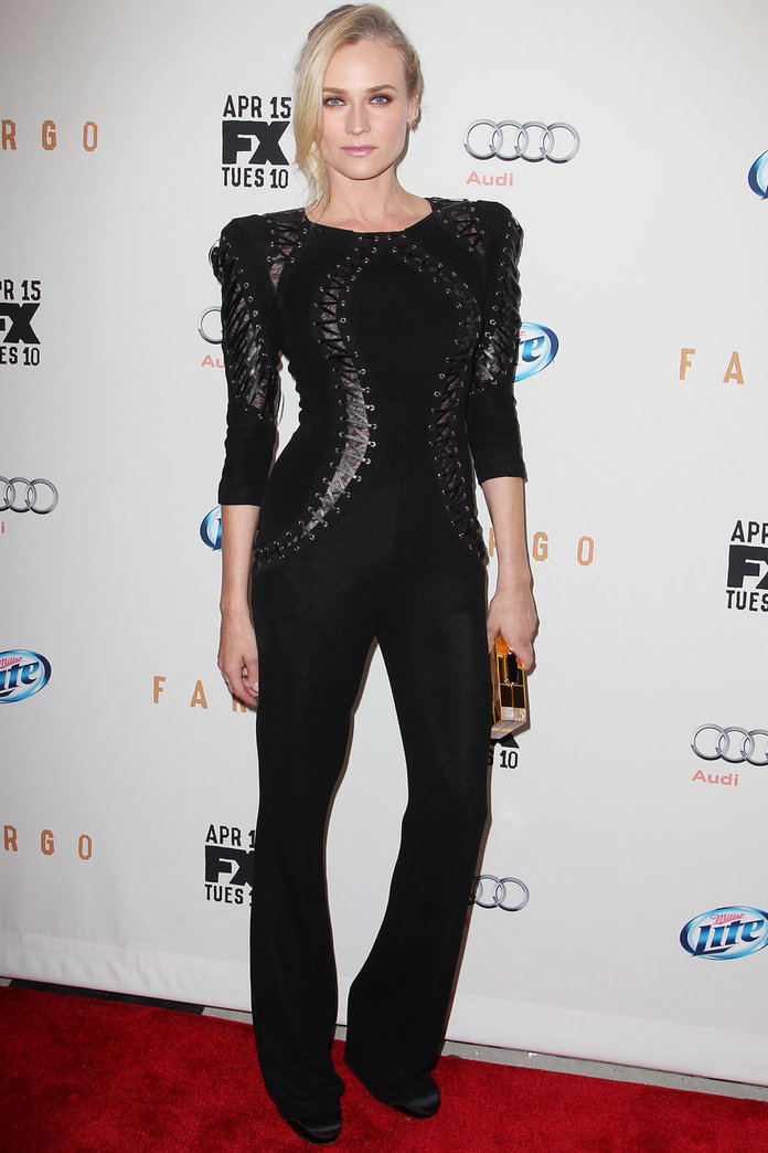 Diane Kruger Has Made Us Fall In Love With The Jumpsuit All Over Again