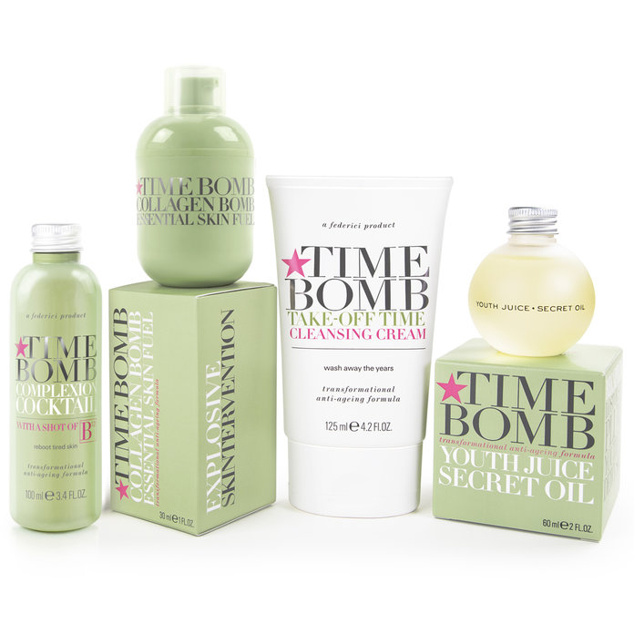 Win A Time Bomb Skincare Set With InStyle VIP!