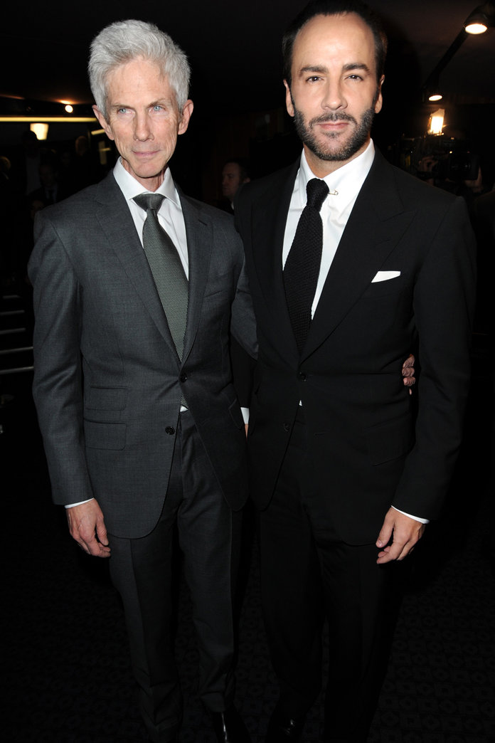 Tom Ford And His Partner Richard Buckley Get Married