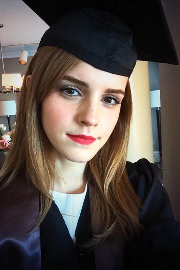 Why Emma Watson Just Became Our Ultimate Hollywood Pin-Up