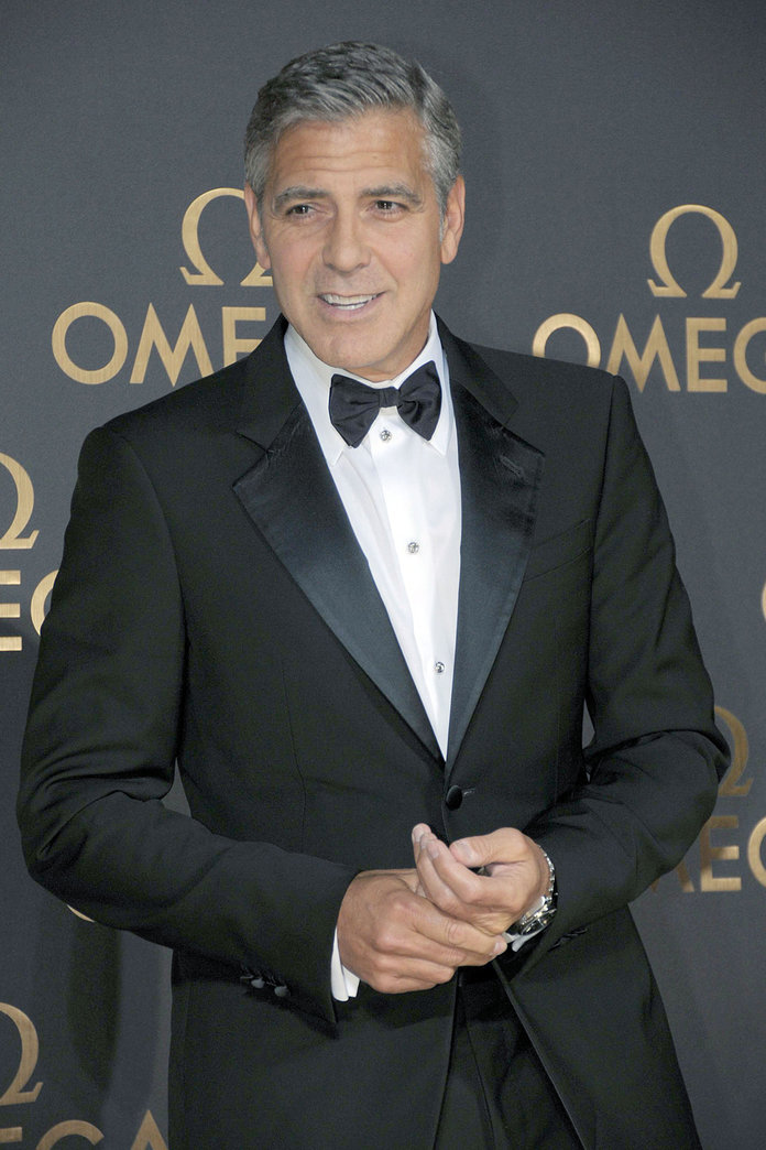 Is George Clooney Getting Married At Downton Abbey?