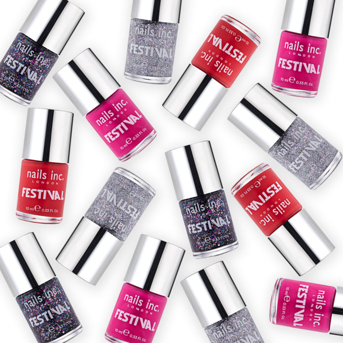 Win Nails Inc's Festival Range With InStyle VIP!